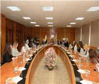 جامعة أسيوط تسعى لتعزيز التعاون مع الجامعات الروسية