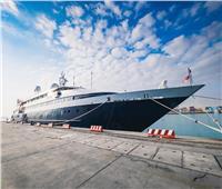 صور  ميناء السخنة يستقبل السفينة السياحية CLio