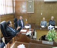 محافظ شمال سيناء: انتهاء مشروع التحول الرقمي يونيو المقبل