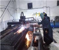المرأة الحديدية  شيماء سعيد.. أول صانعة أثاث من الحديد في مصر