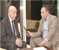 حوار| عقيلة صالح: «السيسي» داعم رئيسي للشرعية المنتخبة من الشعب الليبي