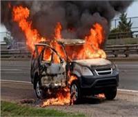 بسبب «دعوى خلع».. محاسب يشعل النيران في سيارة محامي بالمقطم