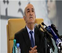الرئيس الجزائري الجديد عبدالمجيد تبون يؤدي اليمين