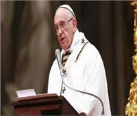 البابا فرنسيس يترأس القداس بييت القديسة مارتا