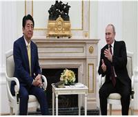 اليابان وروسيا تبحثان مسألة توقيع معاهدة سلام