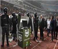 هل يمكن تطبيق تقنية الـ«VAR» في الدوري المصري؟