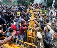 الهند:ارتفاع حصيلة ضحايا الاحتجاجات على قانون تعديل المواطنة إلى 9 قتلى