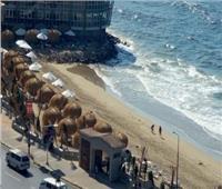 حقيقة إلقاء مياه الصرف الصحي بشاطئ «الشاطبي» بالإسكندرية