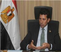 أشرف صبحي: رفع الكفاءة الصحية والبدنية لطلاب الجامعات وتلاميذ المدارس