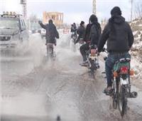10 نصائح لقيادة دراجتك النارية في الشتاء