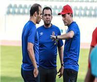 جلسة بين فايلر وسيد عبد الحفيظ في الأهلي