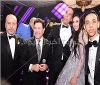 صور| هاني شاكر وشيبة وريكو والليثي يحتفلون بزفاف ابنة ياسر نوار