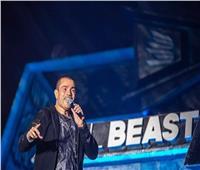 بالصور.. عمرو دياب يختتم مهرجان «ميدل بيست» بحفل مبهر