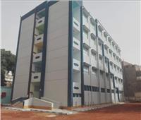 استلام مدرسة جديدة وجناح توسع بمركزي ساحل سليم بأسيوط