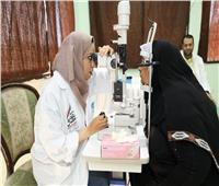 قافلة طبية مجانية بوحدة اليمن في العامرية ضمن فاعليات حياة كريمة