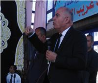محافظ قنا لوكيل وزارة التعليم: «حاسس مفيش عدالة في الندب»