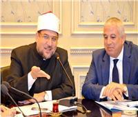 العلاقات الخارجية بالنواب تشيد بجهود وزارة الأوقاف