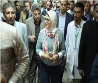 وزيرة الصحة تجتمع بأهالي نويبع وتستجيب لمطالبهم