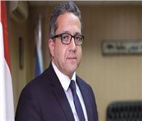 «العناني» يبدأ عمله باجتماع مع قيادات وزارة السياحة