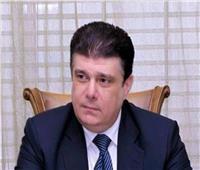 حسين زين يهنئ أسامة هيكل بتوليه منصب وزير الدولة للإعلام