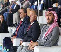 أبوريدة يهنيء الرياض بنجاح تنظيم كأس السوبر الإيطالي