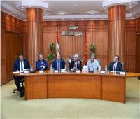 محافظ بورسعيد يوقع بروتوكول انتفاع لتشغيل «مرجان» ببورفؤاد