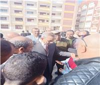 محافظ كفر الشيخ يأمر برفع المخلفات من محيط المدارس