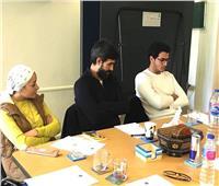 عمرو عابد يشارك في ورشة «مهد» بفيلم «صف ثاني»
