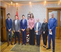 وزيرا الشباب والهجرة يبحثان التعاون في حملة «مراكب النجاة»