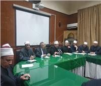 وزير الأوقاف للأئمة: نجحنا في إصلاح الصورة الذهنية عن رجال الدين