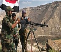 الجيش السوري يسيطر على بلدة الغدفة في ريف إدلب الشرقي