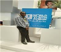 مشارك بمنتدى شباب العالم: علينا الاهتمام بإعادة التدوير.. وغياب الدعم مشكلة الشباب الأفريقي