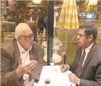 عميد الجالية المصرية في باريس: قدرة السيسى على «الحلم» نقطة فارقة فى تاريخ مصر