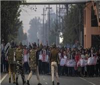 الهند تشدد الأمن وسط حالة من الغضب بسبب قانون الجنسية