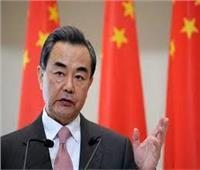وزير خارجية الصين: العالم لا يمكن أن ينعم بسلام دائم مع استمرار الاضطراب بالشرق الأوسط