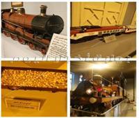 فيديو| أبرزها «رخصة الحمار» و«كوبري القرود».. حكايات مثيرة من متحف السكة الحديد