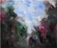 «مشاعر» الفنانة سامية كامل فى معرض بالأوبرا.. غداً