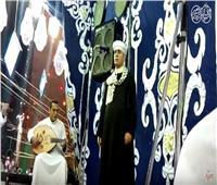فيديو| «الحسين مني» تُشعل حماس محبي الإمام في ذكرى مولده