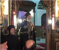 البابا تواضروس يهنئ الروم الأرثوذكس بعيد الميلاد المجيد