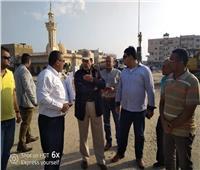 محافظ شمال سيناء يتابع تنفيذ المشروعات القومية