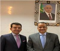 المدير العام للإيسيسكو يختتم زيارته لموريتانيا بلقاءات رسمية وزيارة لجامعة شنقيط