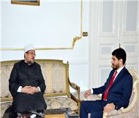صور| وزير الأوقاف يستقبل وفد بيت الزكاة الكويتي لمناقشة الأعمال المشتركة