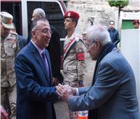 محافظ الإسكندرية: مصر كانت وستظل رمزا للتسامح والمحبة والود