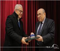 «الفقي»: مكتبة الإسكندرية ستشارك في ترشيحات جوائز الدولة
