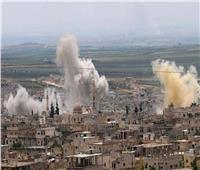 المرصد السوري: انفجارات في مدينة البوكمال الحدودية مع العراق