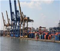 رغم أمطار «الفيضة الصغرى».. 78 سفينة تصل ميناء الإسكندرية