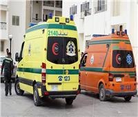 بالأسماء.. إصابة 6 أشخاص إثر تعرضهم لحادث سير بالمنيا