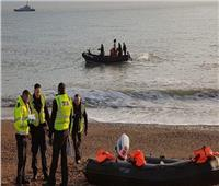 بريطانيا تنقذ 15 مهاجرا قبالة سواحل كِنت