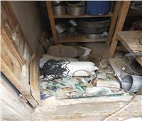 الصحة: ضبط وإعدام 500 طن أغذية فاسدة غير صالحة للاستهلاك الآدمي
