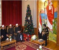 صور| «حماية دور العبادة».. الأبرز في لقاء وزير الأوقاف وتواضروس
